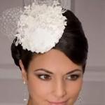 Ślubne toczki, kapelusze i wianki